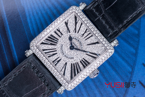 回收二手法穆兰手表是几折