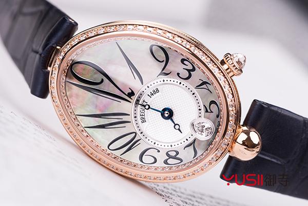 回收宝玑女士手表价格