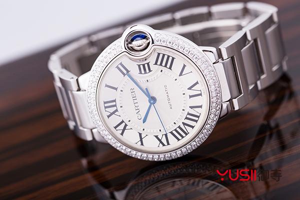 卡地亚手表回收