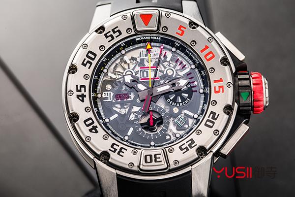 理查德米勒手表为什么那么贵