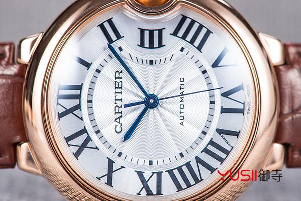 卡地亚手表回收大概多少钱