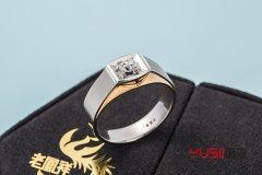 一般多大的钻石才有回收价值?1万元老凤祥钻戒回