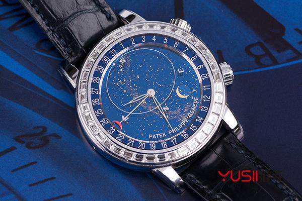 百达翡丽6104手表回收