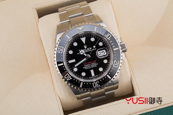 劳力士海使型手表回收