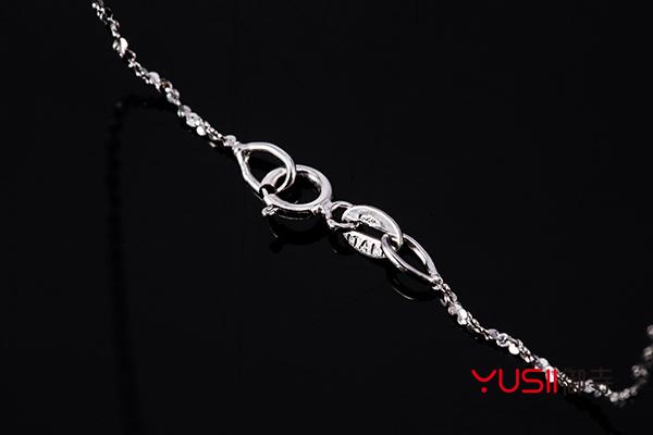 谢瑞麟钻石项链最高几折回收