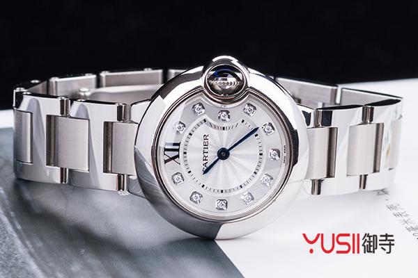 上海普陀区回收卡地亚手表