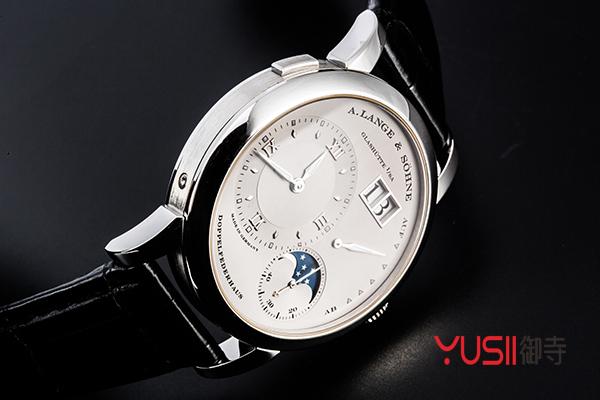 二手朗格手表几折回收