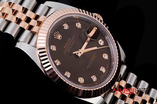 劳力士珍珠淑女型m86285手表回收