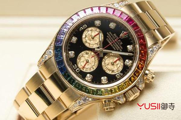 劳力士宇宙计型迪通拿系列116598手表回收