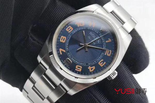 劳力士蚝式恒动系列m114200手表回收
