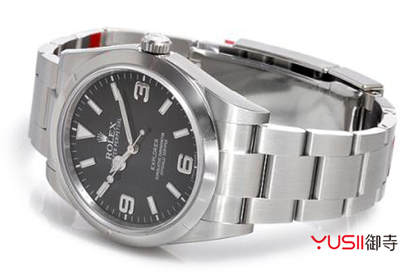 劳力士探险家型系列m214270手表回收