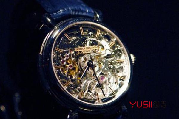 江诗丹顿纵横四海系列4500v腕表回收
