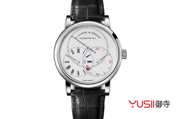 朗格整时器表盘设计腕表回收价格