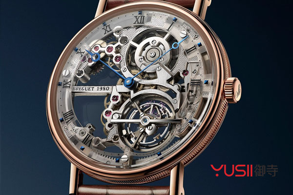 宝玑经典系列5395手表回收价格