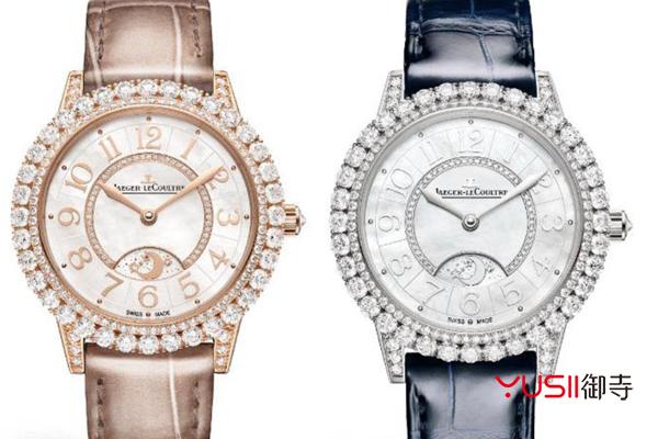 积家约会Q3433570手表回收