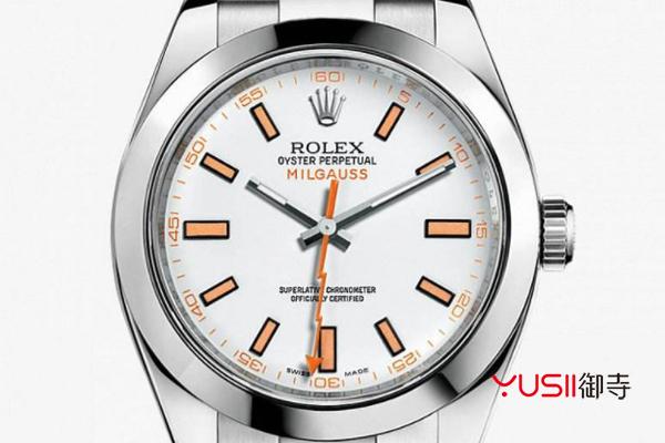 劳力士MILGAUSS116400手表回收