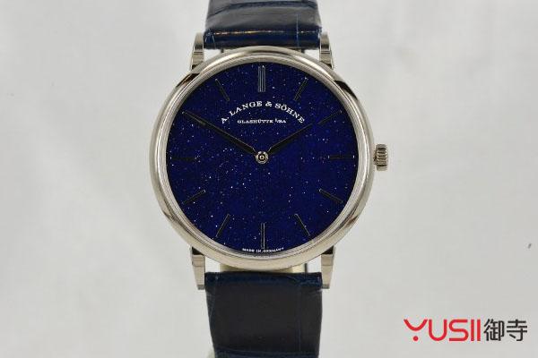 朗格AXONIA THIN手表回收