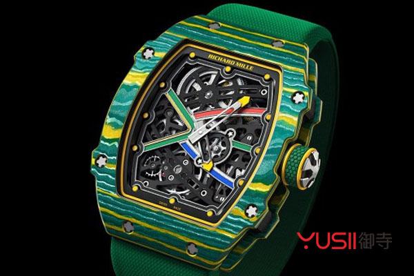 理查德米尔RM 67-02 Sprint腕表回收