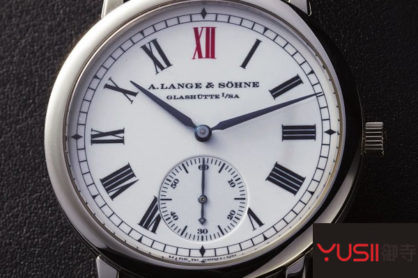 朗格红十二设计腕表回收