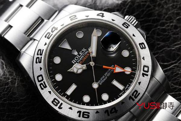 劳力士探险家型216570手表回收