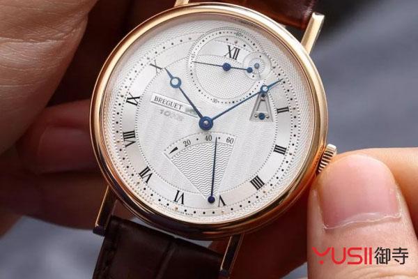 宝玑Ref.7727手表回收