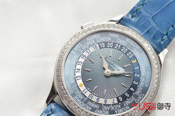 百达翡丽复杂功能计时系列7130G-016腕表回收