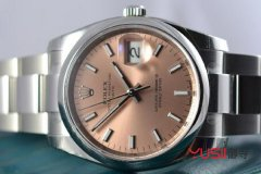上海劳力士m115200能回收吗?手表的特征你了解多