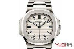 北京哪里能回收百达翡丽鹦鹉螺系列手表?回收