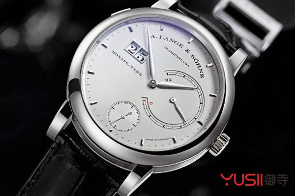 朗格31手表回收