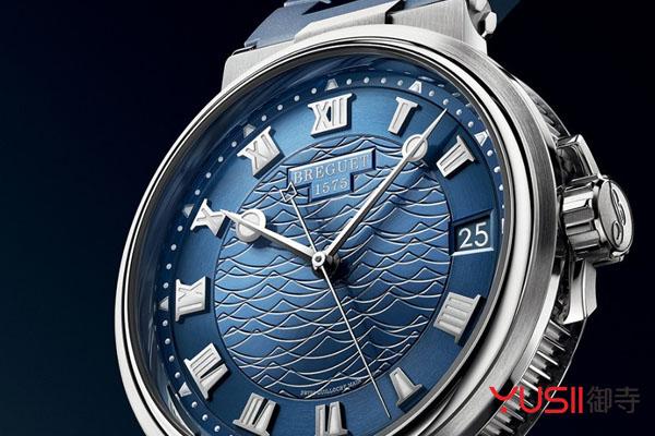 宝玑航海手表回收
