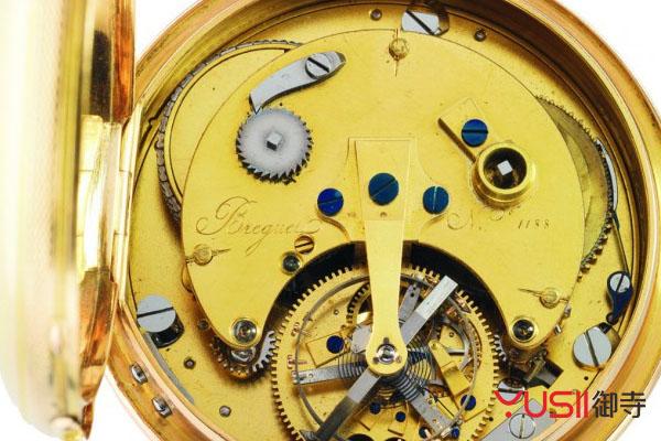 宝玑陀飞轮手表回收