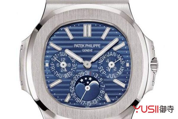 百达翡丽万年历手表回收