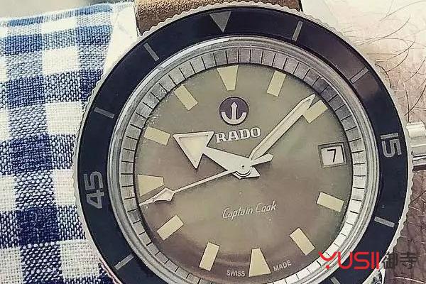 雷达库克船长系列手表
