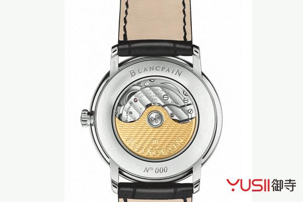 新款宝珀手表