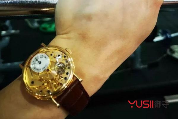 二手宝玑手表回收