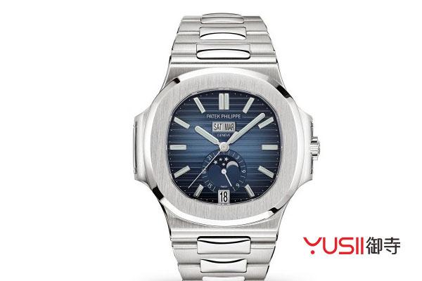 百达翡丽年历手表回收
