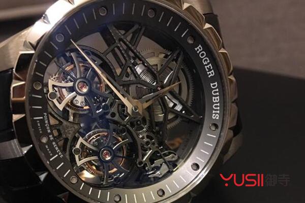 上海罗杰杜彼手表回收