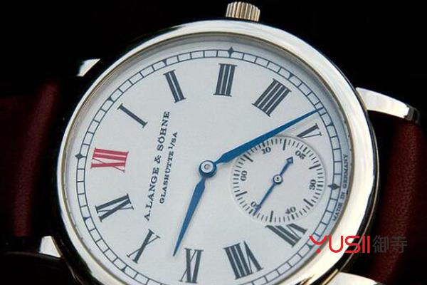 上海哪里回收朗格手表