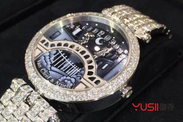 回收二手梵克雅宝手表