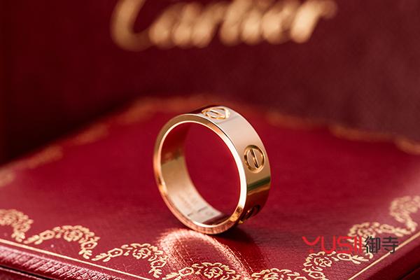 卡地亚戒指回收值钱吗