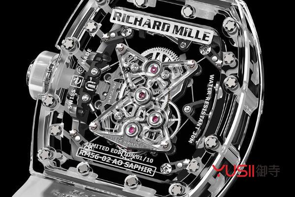 二手理查德米勒手表回收