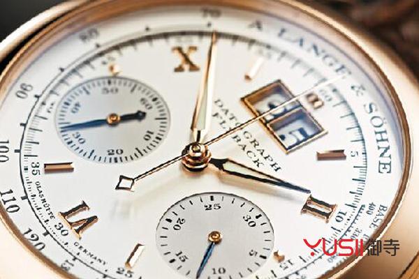 北京朗格手表回收