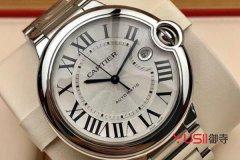 卡地亚蓝气球手表什么档次能回收吗?哪些手表