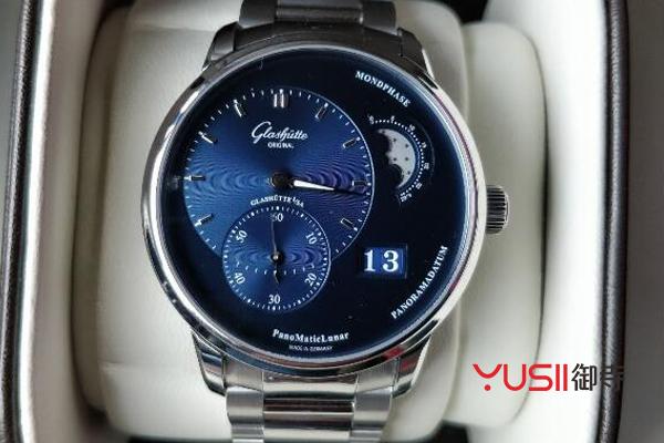格拉苏蒂手表回收
