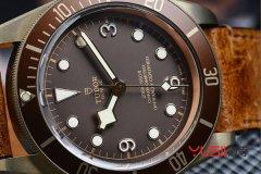 帝舵二手碧湾系列M79250BM-0005手表适不适合回收