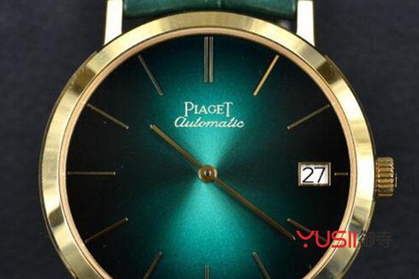伯爵手表回收价格