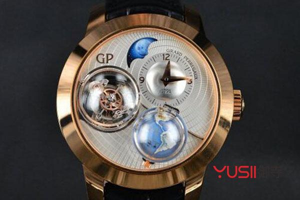 芝柏手表高价回收