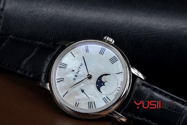 回收真力时手表