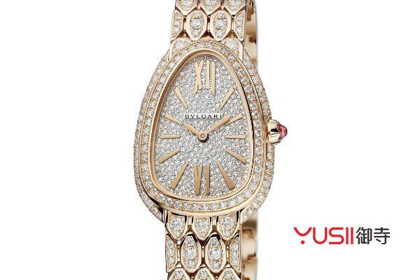 南京宝格丽手表回收