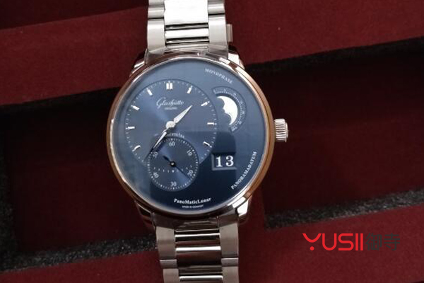 二手格拉苏蒂手表回收